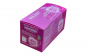 Cutie 50 masti medicale BFE > 99%, 3 straturi, 3 pliuri, tija metalica, roz
