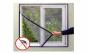 Set 5 plase de geam impotriva insectelor