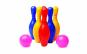 Set bowling de jucarie pentru copii cu 6 popice si 2 bile, MT5192