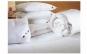 Set complet format din pilota pufoasa + 2 perne 50x70 cm