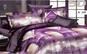 Lenjerii de pat cu efect 5D bumbac satin
