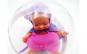 Glob bebelus cu biberon