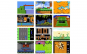 Joc Tetris Gameboy , 400 in 1 , Rosu