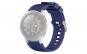 Curea Silicon Premium MTP Midnight Blue 22mm Quick Release, Striatii Verticale pentru Huawei Watch GT