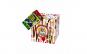 Pusculita Noua - Tipsul Bucatarului, cutie decorativa carton, multicolor, lucrata manual, 12x12x12cm