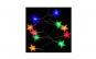 Instalatie LED stelute colorate 3 m 20 LED-uri