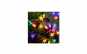 Instalatie LED stelute colorate 3 m