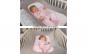 Hamac pentru paturi de bebelusi