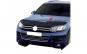 Husa protectie capota VW Touareg II 2010-2015 Pre-Facelift