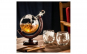 Set decantor design glob pamantesc, 2