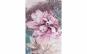 Tablou Canvas Bujor, 95 x 125 cm, rama de lemn ascunsa, margini printate