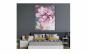Tablou Canvas Bujor, 95 x 125 cm