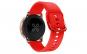 Curea Silicon Premium MTP Red 22mm Quick