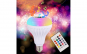 Bec LED Disco cu Boxa 3W, Bluetooth