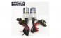 Kit xenon economic balast slim 35W H7