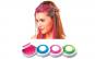 Creta pentru par reactiva UV, 4 Culori colorare instant