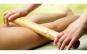 Masaj relaxant/anticelulitic cu bambus