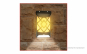 Lampa decorativa led cu incarcare solara si efect de flacara