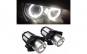 Set 2 leduri 12w pentru angel eyes BMW seria 3 E90/E91 fara facelift 2005-2008 lumina alba 6000k