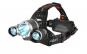 Lanterna de cap cu 3 LED-uri CREE, 3800