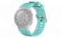 Curea Silicon Premium MTP Mint Green 22mm Quick Release, pentru Samsung Galaxy Watch 46 mm Striatii Verticale