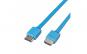 Cablu HDMI de mare viteza cu canal integrat pentru date Serioux, 1.5 m, Multicolor
