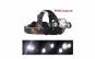 Lanterna frontala cu 3 led-uri CREE T6