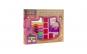 Set de colorat cu stampile si carioci
