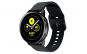 Curea Silicon Premium MTP Black 22mm Quick Release, Fara Striatii, pentru Samsung Galaxy Watch 46mm