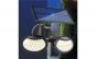 Lampa solara dubla 56 LED cu senzor de m