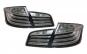 Set 2 stopuri LED, compatibil cu BMW Seria 5 F10 (2011-2017), alb Clar LCI Design