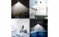 Set 2x Lampa exterior cu 20 Led-uri