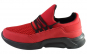 Pantofi Casual Barbati, Rosii din Panza