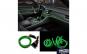 Neon Lumina Ambientala Auto 3M Verde