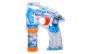 Pistol bule de sapun, Bubble Gun, Transparent cu lumini colorate