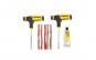 Kit reparatie anvelope la rece, adeziv cauciuc, depanare cu snur, IntelliSec®