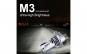 Kit Becuri LED M3 CSP ZES 55W H4