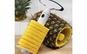 Set 2 x Dispozitiv de taiat ananasul in felii spiralate