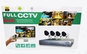 Sistem supraveghere FULL HD CCTV kit DVR