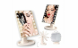 Oglinda cosmetica iluminata, cu Touch si rotire la 360 de grade
