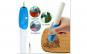 Creion electric gravare lemn sticla