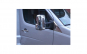 Ornamente crom oglinda Mercedes
