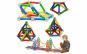 Joc creativ pentru copii, Magnastix 37 de piese