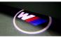 Holograma auto pentru usa - BMW (M) Black Friday Romania 2017