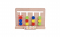 Joc de asociere 2 in 1 Montessori lemn, culori, finisaje excelente