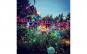 Set 2x Lampa solara cu artificii