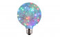 Bec Led rotund - multicolor