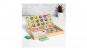 Tabla lemn Montessori 3 in 1
