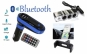 Pachet auto: Modulator FM mp3 player cu 2 porturi USB + Priza bricheta tripla cu USB + Suport auto telefon la doar 59 RON in loc de 139 RON