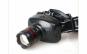 Lanterna Frontala pentru Cap LED cu Zoom Reglabil/Flash,  acumulator reincarcabil C27